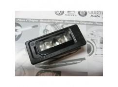 LED osvětlení SPZ 3AF943021A