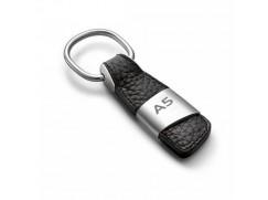 Audi přívěsek na klíče (kůže/kov) znak A5