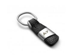 Audi přívěsek na klíče (kůže/kov) znak A8