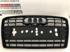 Maska Audi A7 (4G) černá lesklá