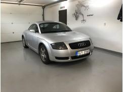 Audi TT, 1,8T, 132kw, quattro, 6rychlostní