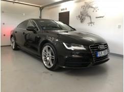 Audi A7, 3.0 TDI, 180kw, quattro, 3x s-line, TOP stav