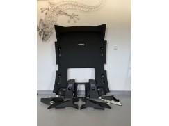 Kompletní černý S-line strop Audi A7 (4G)