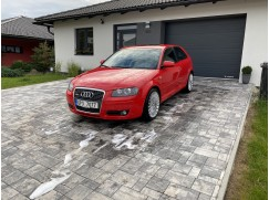 Audi A3, 2.0 TDI, 125kw, quattro, s-line