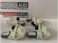 Motorek stahovačky Audi Q7 (4L) 4L0959801B