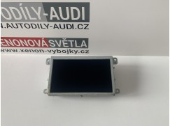 Obrazovka displeje Audi A6 (4F) 4F0919603