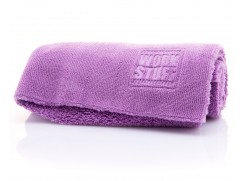Work Stuff Gentleman Basic Purple 350 GSM 40 x 40 cm leštící utěrka fialová 1ks