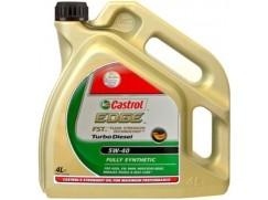 Motorový olej Castrol EDGE Turbo Diesel Titanium FST 5W-40, 4L