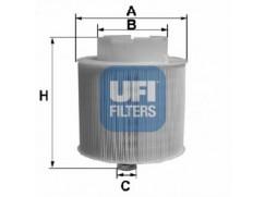 Vzduchový filtr UFI 2759800