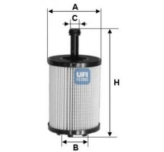 https://www.autodily-audi.cz/897-thickbox/olejovy-filtr-ufi-2502300.jpg