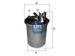 Palivový filtr UFI 2445100
