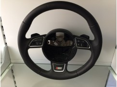 volant AUDI s-line s multifunkcí a řazením F1